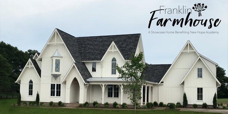 Franklin Farmhouse Event